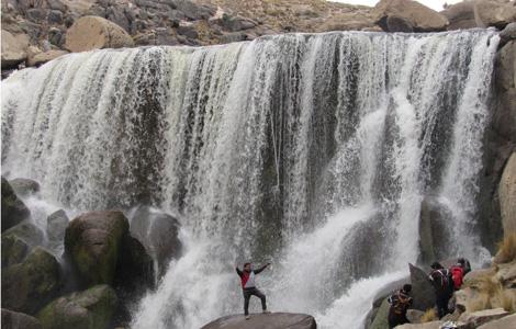 Tour Catarata de Pillones - Arequipa