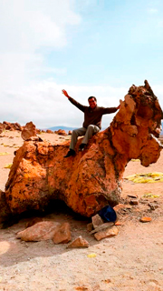 Tour Catarata de Pillones y Bosque de Piedras de Imata en ...